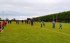 U9 Rugby vs Winchester House