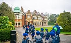 Cedar & Birch Trip to Bletchley Park