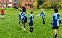 U9 Rugby vs Broughton Manor