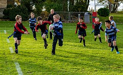 Akeley Wood U8 Tag Rugby Festival