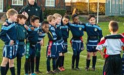 Bedford Modern School U8 Tag Rugby Festival