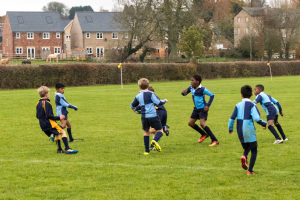 The Grove U9 Rugby vs Beachborough School