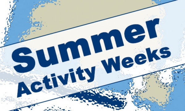 Summer Activity Weeks 2015