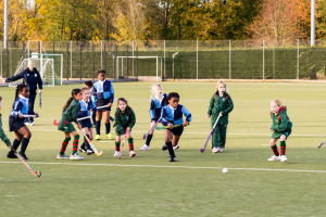 The Grove U8 Hockey vs Akeley Wood School