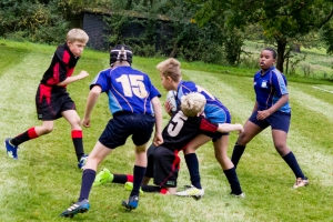 The Grove Colts Rugby vs Quinton House School