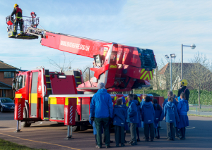 Buckinghamshire Fire Brigade Awareness Talk