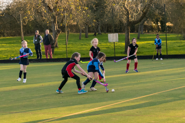 The Grove U8 & U9 Hockey vs Thornton College