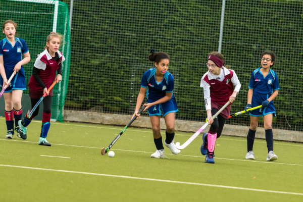 The Grove U10/11 Hockey vs Ashfold School