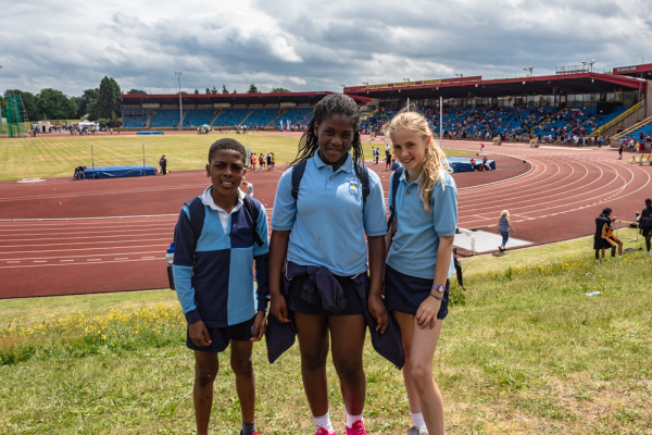 ISA National Athletics, Alexandra Stadium