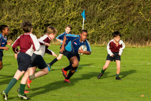 The Grove U11 Rugby vs Ashfold School