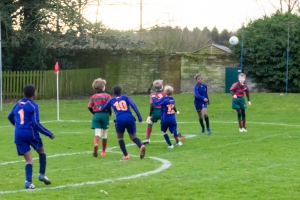 The Grove Colts Football vs Akeley Wood School
