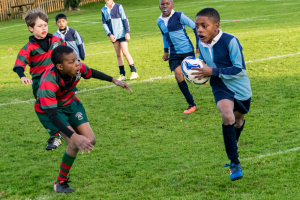 Akeley Wood School U9 Rugby Festival
