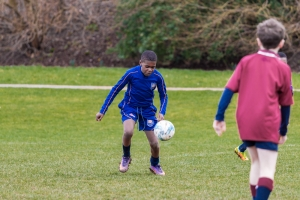 The Grove Colts Football vs Swanbourne House