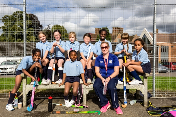 Ashfold School U9 Hockey Tournament