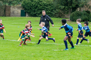Akeley Wood School U8 Tag Rugby Festival