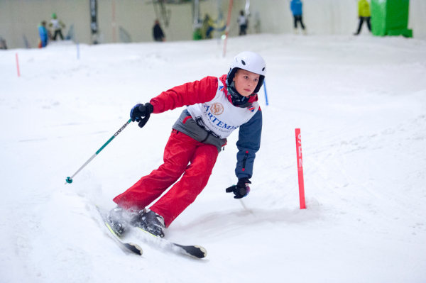 National Schools Indoor Open Ski Championships, Leeds