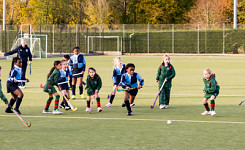 The Grove U8 Hockey vs Akeley Wood School