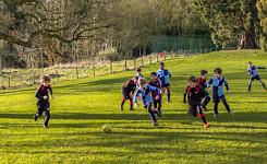 The Grove U8 Football vs Quinton House School