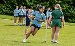 The Grove U10/11 Rounders vs Akeley Wood School