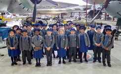 Cedar & Birch Trip to Duxford Imperial War Museum