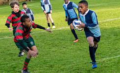 Akeley Wood School U9 Rugby Festival